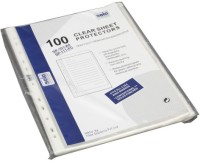 Solo Sheet Protector (Set Of 100, Transparent)