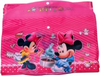 Aahum Sales Polypropylene Mickey Mouse My Clear Bag Set Of 12 (Set Of 12, Multicolor)