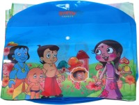 Ananda Sales Polypropylene Chotta Bheem My Clear Bag Set Of 12 (Set Of 12, Multicolor)