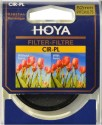 Hoya 52 mm Circular Polarizer Filter: Filter