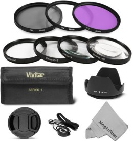 Goja 67Mm Professional Lens Filter And Close-Up Kit For Canon Rebel Close-up Filter