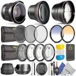 Goja 52Mm Professional Accessory Kit