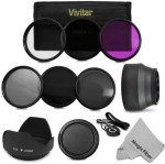 Goja 58Mm Must Have Lens Filter Accessory Kit For Canon