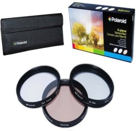 Polaroid Polaroid Optics 3 Piece Special Effect Lens Filter Kit Special Effects Filter