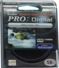 Buy Kenko Pro 1D ND8 (W) 58 mm Filter: Filter