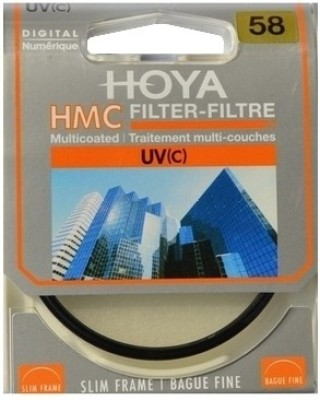 Buy Hoya HMC 58 mm Ultra Violet Filter: Filter