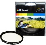Polaroid Optics 55Mm Multi Coated Uv Protective Filter