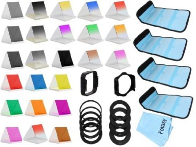 Photography Accessories INC Fotasy Cokinproduct Complete Square Filter Kit