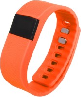 Egizmos Healthy Bracelet Fitness Band (Orange, Pack Of 1)