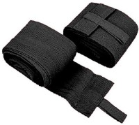 Mor Sporting Hand Wrist Wrap Grip Fitness Band (Black)