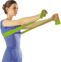 OPPO Fitness Band Resistance Band (Green, Pack Of 1)