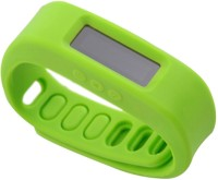 EGizmos Smart Bluetooth Pedometer Sleep Monitor And Alarm Fitness Band (Green, Pack Of 1)