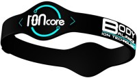 Body Balance Without Hologram Imon Core Black Cyan Small Fitness Band (Black, Pack Of 1)