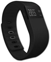 Linkcon TW64 Fitness Band (Black, Pack Of 1)