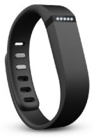 Fitbit Flex Wireless Activity And Sleep Wristband Fitness Band - Black, Pack Of 1