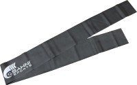 Sahni Sports X Heavy Resistance Band (Black, Pack Of 1)