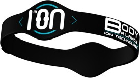 Body Balance Ion Energy - S Fitness Band - Black