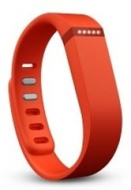 Fitbit Flex Wireless Activity And Sleep Wristband Fitness Band - Orange, Pack Of 1