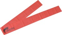 Sahni Sports Light Resistance Band (Red, Pack Of 1)