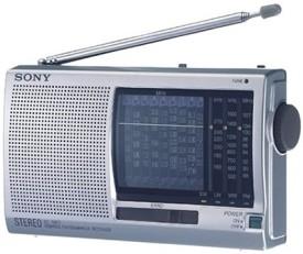 Sony ICF-SW11 FM Radio