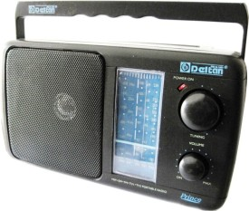 Deltan 4 Band - Prince 3 Cell FM Radio