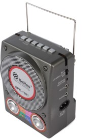 Soroo 1001 Rechargeable Multimedia with USB/SD Card/AUX FM Radio