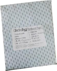 Oddy Uniwraps Parchment Paper for Baking, Size:-(16