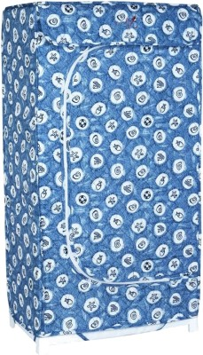 Delia Toy Box Folding Cupboard Blue available at Flipkart for Rs.2195