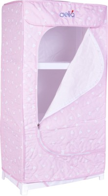 Delia Toy Box Folding Cupboard Pink available at Flipkart for Rs.2195