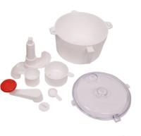 Ebigshopping Annapurna Dough Maker (White) - FDMEHYMKT2GWR4XE