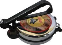 United Instant Chapati Maker Roti/Khakhra Maker (Silver)