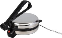 Electro Tech Electric Roti/Khakhra Maker (Black)