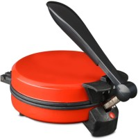 Spunk Colored Chapati Maker (Red)