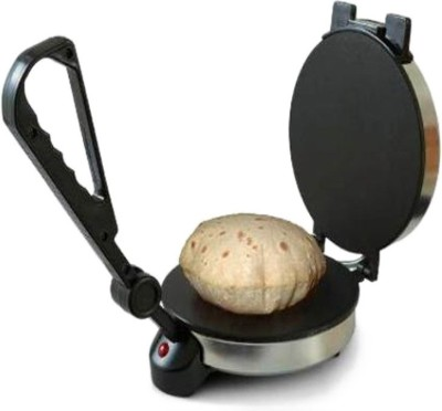 Sunsenses Stainless Steel Non - Stick SCM-01 Roti/Khakhra Maker (Silver)