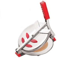 Capital Stainless Steel Puri Machine Roti/Khakhra Maker (Silver)