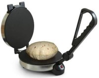 Sunsenses Non Stick Stainless Steel SCM-02 Chapati Maker (Silver)