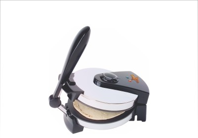 Chef Pro FBM208 Roti/Khakhra Maker (Black)