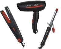 Inalsa Combo Of Inalsa Artico Hair Dryer, Curler, Straightner Food Processor