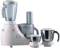 Bajaj Platini Px 80f 600 W Food Processor (White)