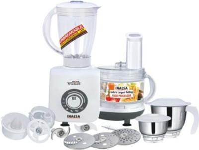 Inalsa-Maxie-Marvel-800-W-Food-Processor
