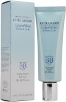 Estee Lauder Cyberwhite Brilliant Cells Bb Cream Spf 35 Pa+++ Foundation (light)