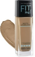 Maybeline New York Fit Me  Foundation (330 - Toffee)