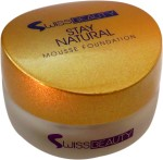 Swiss Beauty Foundations Swiss Beauty Stay Natural Mousse Foundation