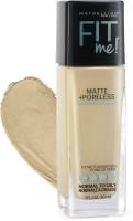 Maybeline New York Fit Me  Foundation (128 Warm Beige Chaud)