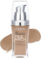 L'Oreal Paris True Match Liquid Foundation Golden Sand W5 Foundation (Beige)