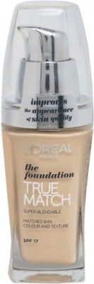 Loreal Foundations Loreal True Match Super Blendable Foundation