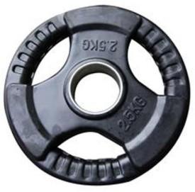 Gymnasio Rubber Grip 51 Mm Weight Plate