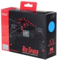 IPEGA PG9055 RED SPIDER BLUETOOTH CONTROLLER ANDROID IOS PC  Gamepad (BLACK, For PC)