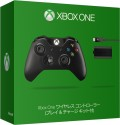 Microsoft Xbox One Wireless Controller + Play And Charge Kit (Black, For Xbox One)