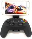 Mobilegear Wireless Bluetooth Mobile Controller Mouse Joystick For PC Android Apple IOS & PS3  Gamepad (Black, For PC)